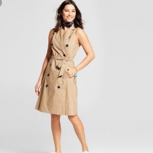 Dresses & Skirts - Trench Dress